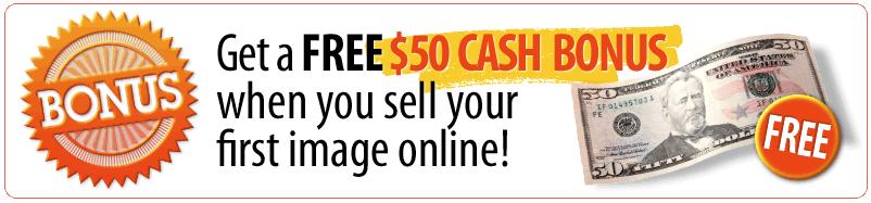 50 Cash Bonus