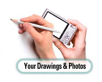 Your Drawings & Photography